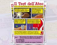 Il test dell'ateo - Confezione da 100 opuscoli