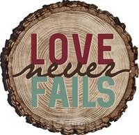 Calamita Love never fails