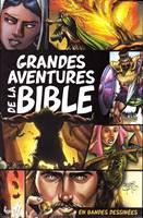 Grandes aventures de la Bible (Plastificata flessibile)
