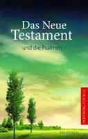 Nuovo Testamento e Salmi in Tedesco - Das Neue Testament und die Psalmen (Brossura)