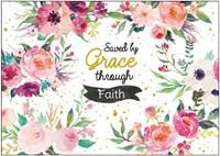 Cartolina Saved by Grace