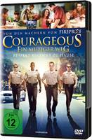 Courageous DVD in italiano