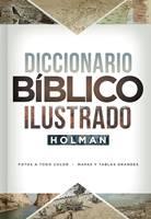 Diccionario Bíblico Ilustrado Holman (Copertina rigida)