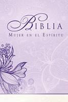 RVR60 Biblia Mujer en el Espíritu (Copertina rigida)