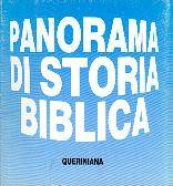 Panorama di storia biblica (Brossura)