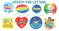 A431 - Adesivi per lettere