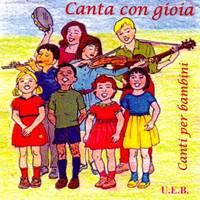 Canta con gioia - Canti per bambini - CD