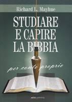 Studiare e capire la Bibbia per conto proprio