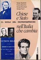 Chiese e stato nell'Italia che cambia - Il ruolo del protestantesimo