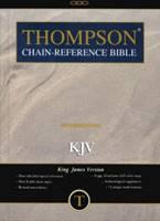 The Thompson Chain - Reference Study Bible KJV Hardback