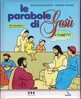 Le Parabole di Gesù a fumetti