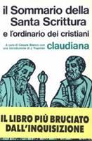 Il sommario dellla Santa Scrittura e l'ordinario dei Cristiani