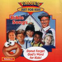 Bible Songs for Kids Vol 2