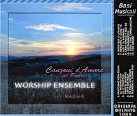 Canzoni d'amore al Padre vol. 2 - Basi Musicali Audio