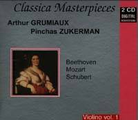 Violino Vol 1-Grumiaux/Zuckerman