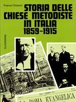 Storia delle chiese Medotiste in Italia (1859 - 1915)