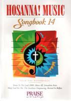 Hosanna Praise Songbook Vol 14