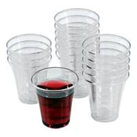 Confezione da 1000 bicchierini di plastica per la Santa Cena