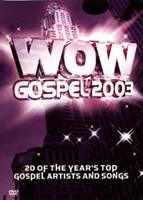 WoW Gospel 2003 - DVD