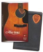 NLT - Compact Bible Brown/Tan (Similpelle)
