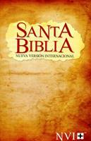 NVI Santa Biblia (Brossura)