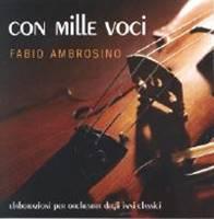 Con mille voci - Elaborazioni per orchestra degli inni classici