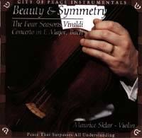 Beauty & Symmetry - Violin
