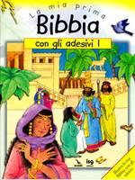 La mia prima Bibbia con gli adesivi - 1 - Illustra la tua Bibbia con gli adesivi