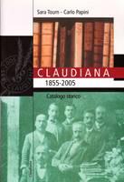 Catalogo Storico della Claudiana (Brossura)