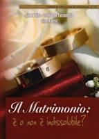 Il matrimonio: è o non è indissolubile?