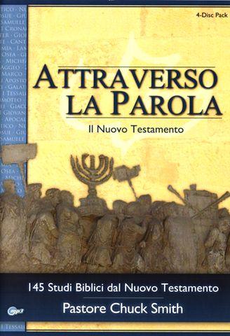 Attraverso la Parola - Il Nuovo Testamento mp3