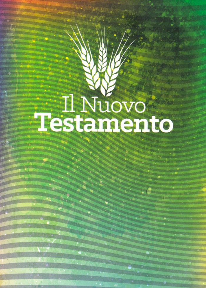 """Il Nuovo Testamento """"Spiga"""""""