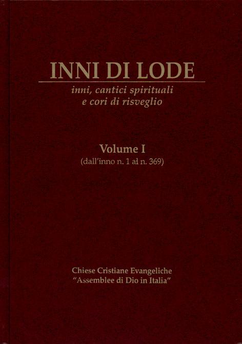 Inni di lode con Musica rilegato in due volumi