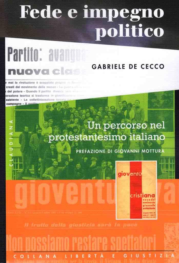 Fede e impegno politico - un percorso nel protestantesimo italiano