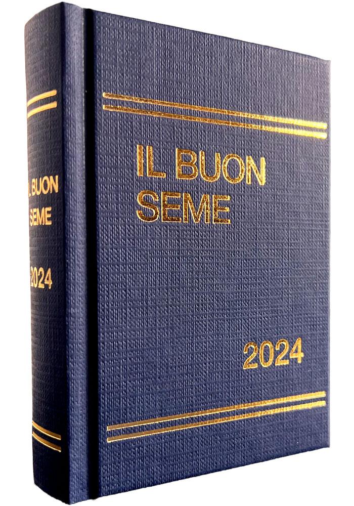 Calendario Biblico Il buon seme a Libro Edizione 2022