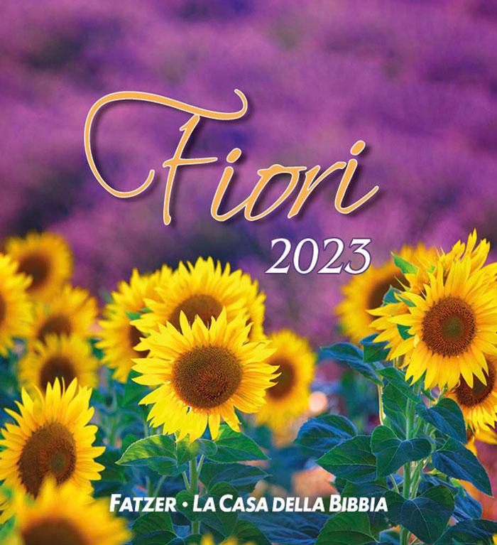 Calendario Fiori 2022