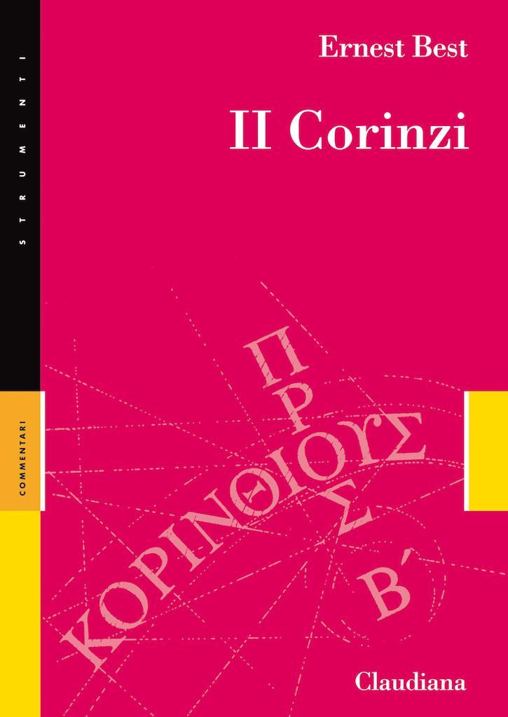 II Corinzi - Commentario Collana Strumenti