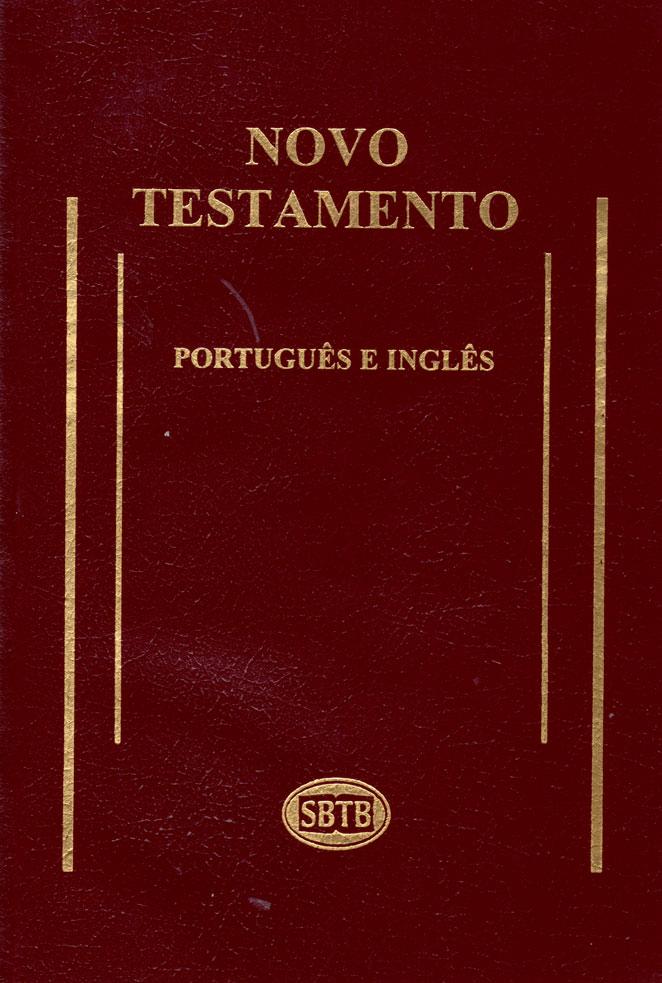 Nuovo Testamento in Portoghese e Inglese