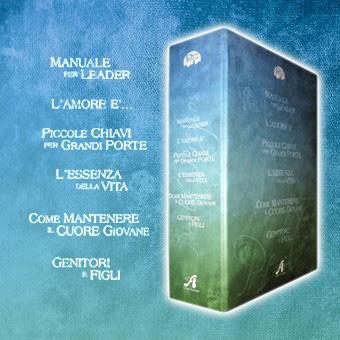 Perle Preziose - Cofanetto contenente 6 libretti