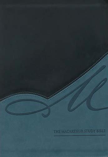 NASB MacArthur Bible