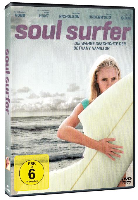 Soul Surfer DVD - In Italiano