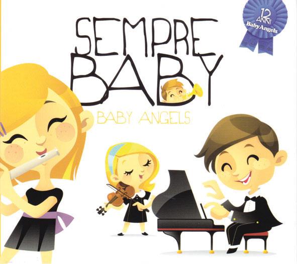 Sempre Baby - CD e DVD + Basi