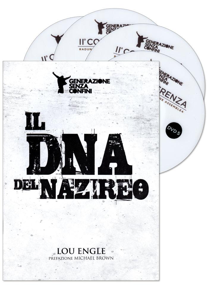 Il DNA del Nazireo - Libro + 5 DVD