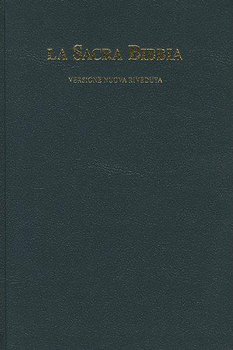 La Sacra Bibbia Versione Nuova Riveduta - 1011
