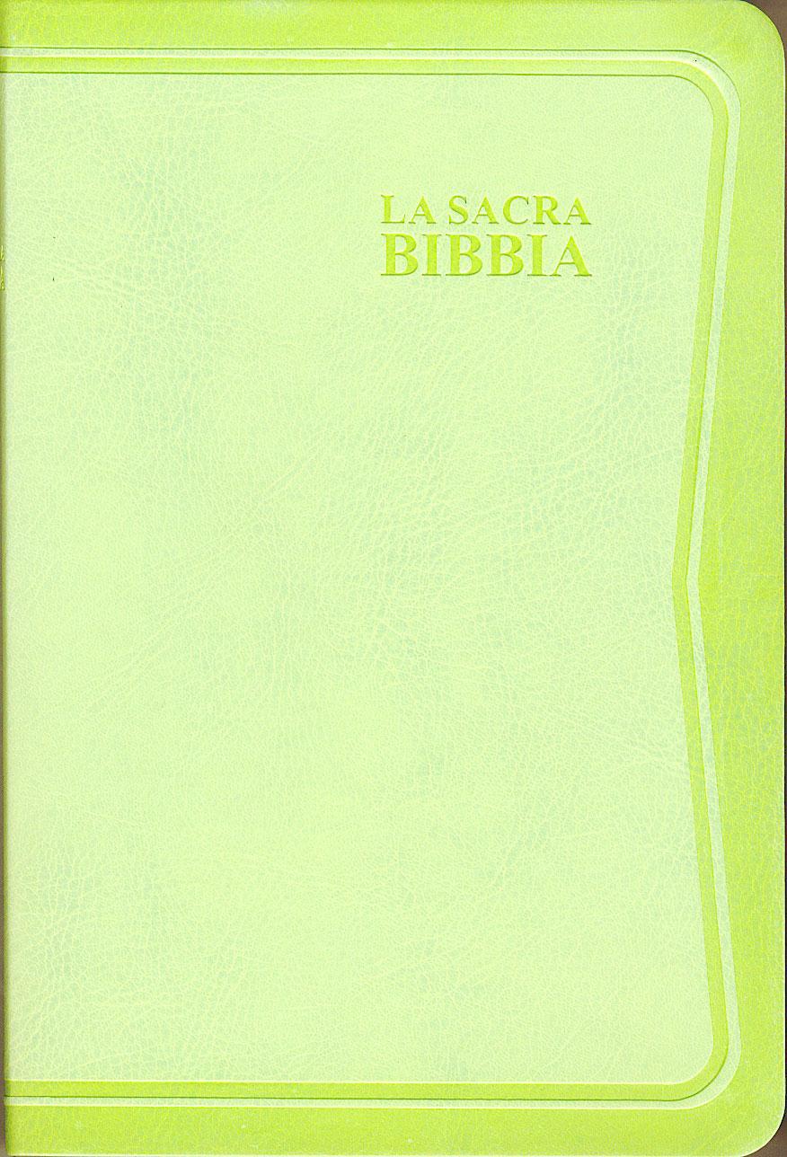 A03PV - Bibbia Nuova Diodati - Formato medio