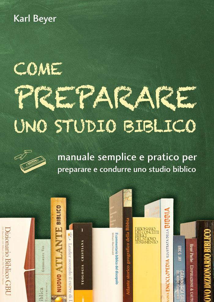 Come preparare uno studio biblico