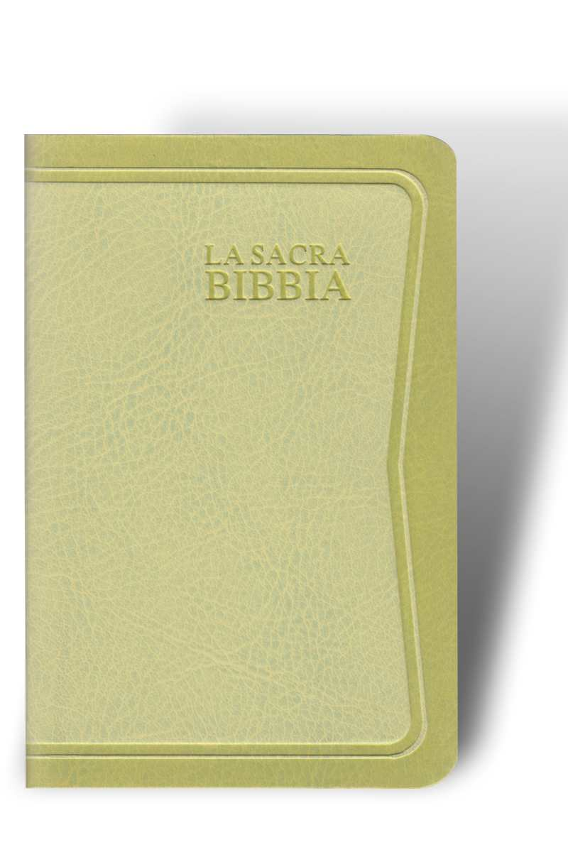 Bibbia Nuova Diodati - C03PV - Formato piccolo