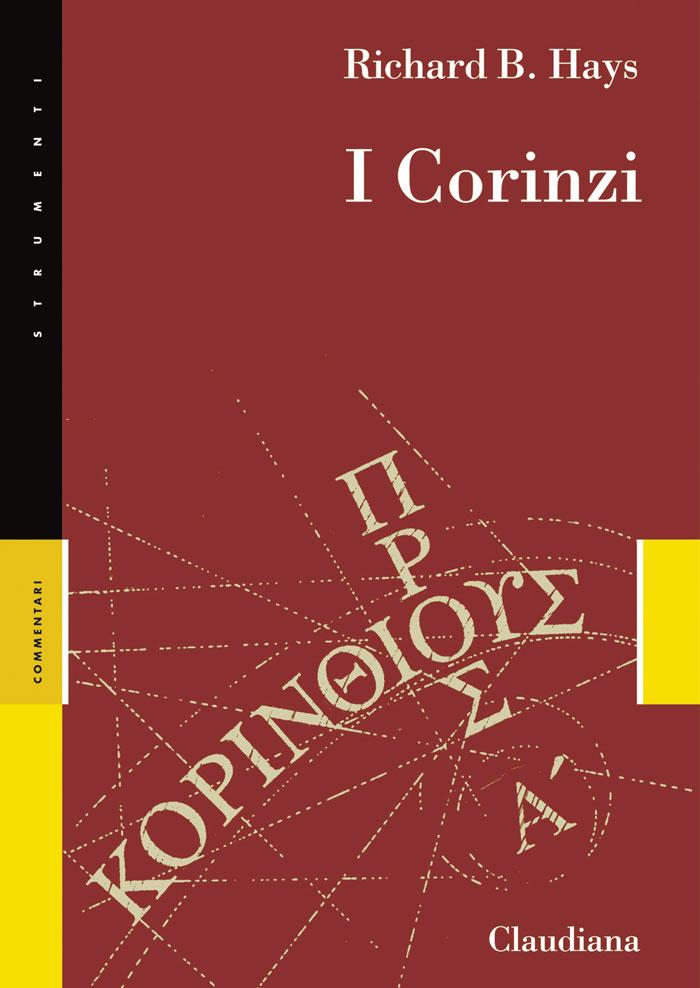 I Corinzi - Commentario Collana Strumenti