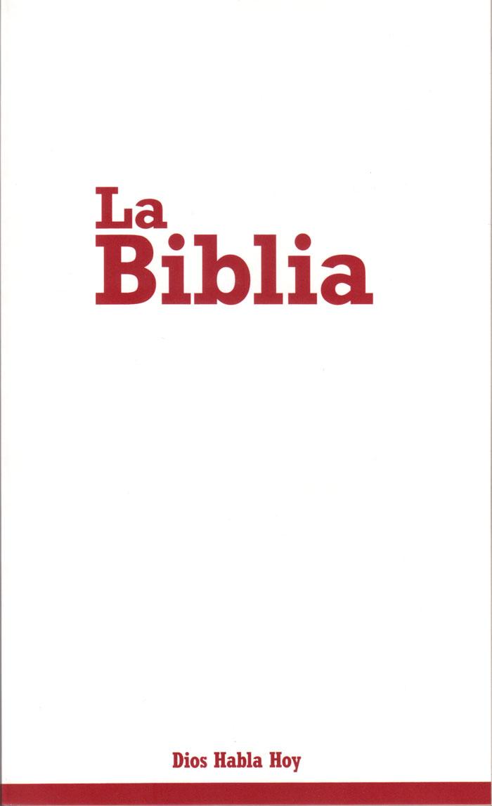 La Biblia - Bibbia in Spagnolo Low Cost - 83246 (SG83246)