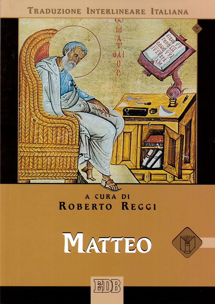 Matteo (Traduzione Interlineare Greco-Italiano)